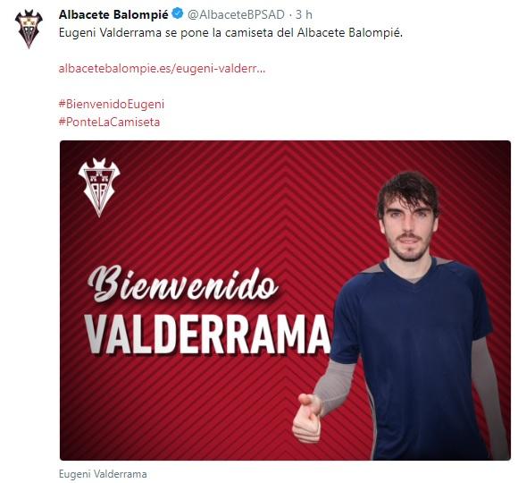 Altas y Bajas confirmadas Liga 1.2.3 Temporada 2018-2019 - Página 2 Eugeni10
