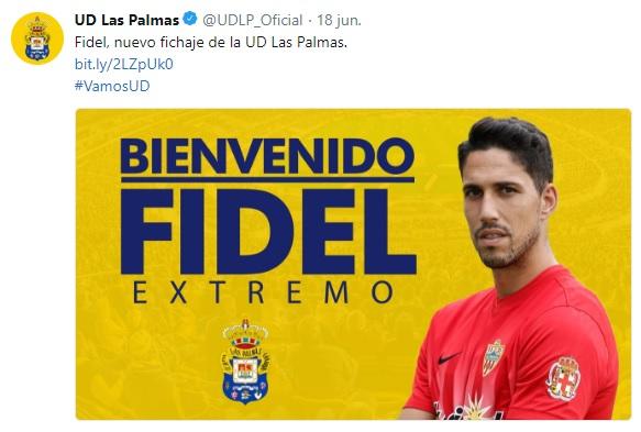 Altas y Bajas confirmadas Liga 1.2.3 Temporada 2018-2019 Fidel11
