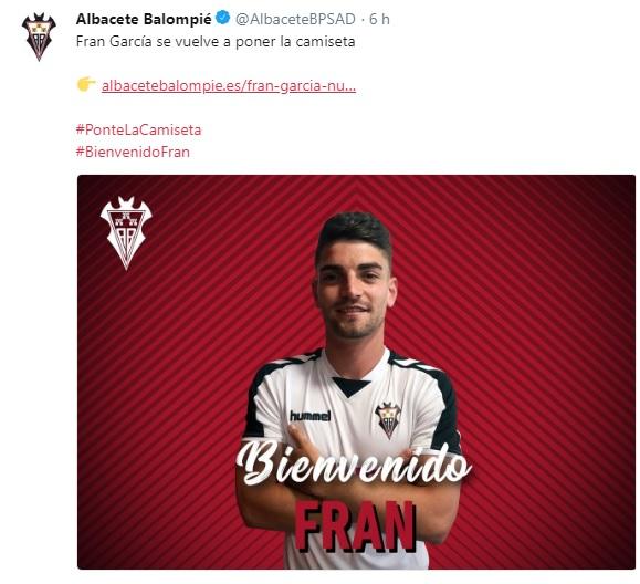 Altas y Bajas confirmadas Liga 1.2.3 Temporada 2018-2019 Fram_g10