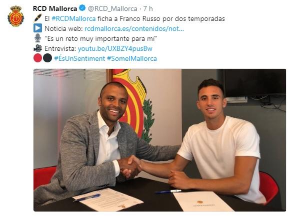 Altas y Bajas confirmadas Liga 1.2.3 Temporada 2018-2019 Franco10