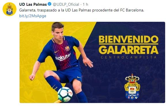Altas y Bajas confirmadas Liga 1.2.3 Temporada 2018-2019 - Página 2 Galarr10