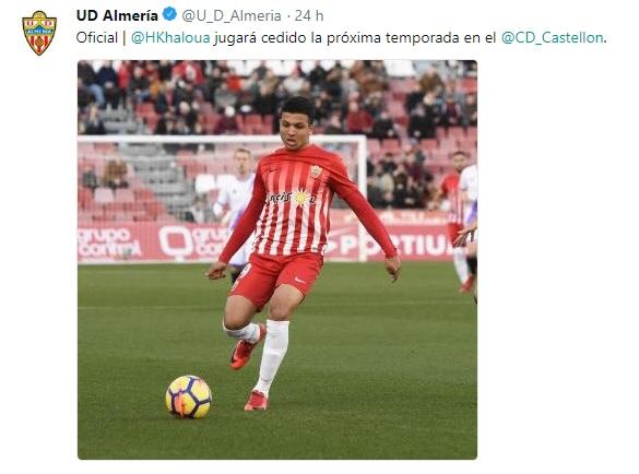 Altas y Bajas confirmadas Liga 1.2.3 Temporada 2018-2019 Hichan10