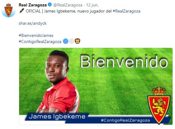 Altas y Bajas confirmadas Liga 1.2.3 Temporada 2018-2019 Igbeke10