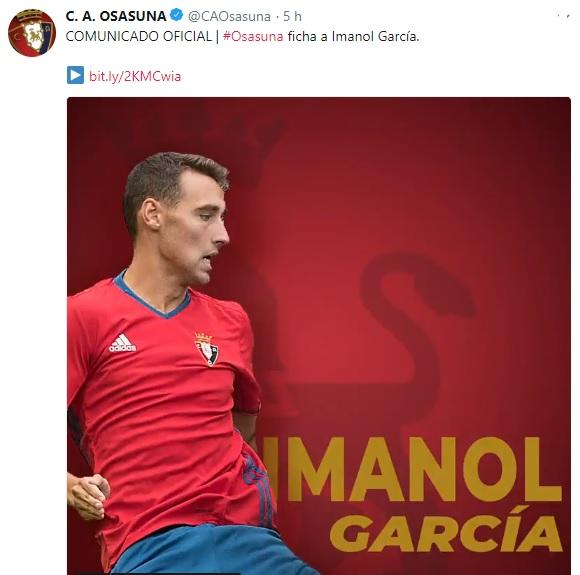 Altas y Bajas confirmadas Liga 1.2.3 Temporada 2018-2019 Imanol10