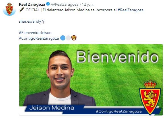 Altas y Bajas confirmadas Liga 1.2.3 Temporada 2018-2019 Jameso10