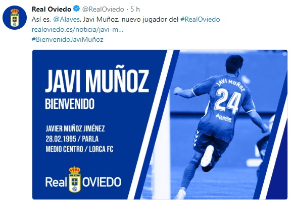 Altas y Bajas confirmadas Liga 1.2.3 Temporada 2018-2019 Javi_m10