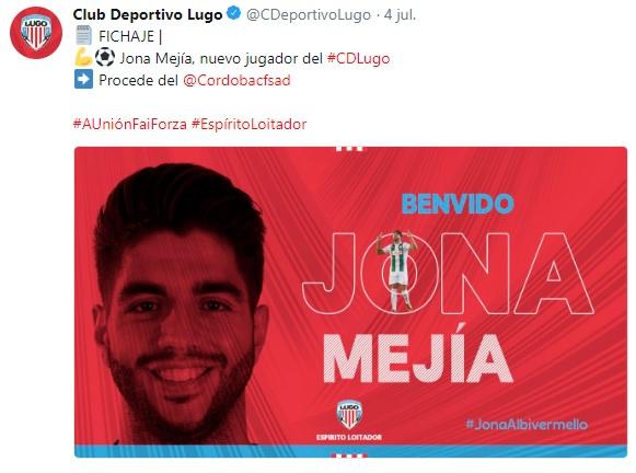 Altas y Bajas confirmadas Liga 1.2.3 Temporada 2018-2019 Jonas10