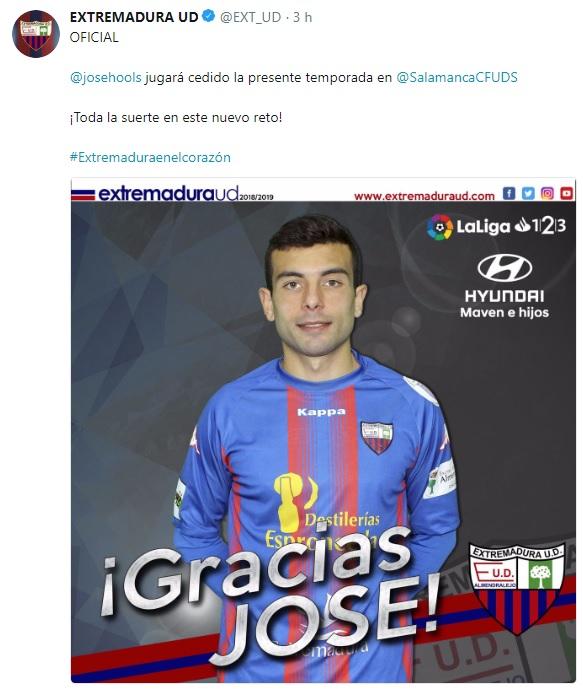 Altas y Bajas confirmadas Liga 1.2.3 Temporada 2018-2019 - Página 3 Jose10