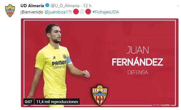 Altas y Bajas confirmadas Liga 1.2.3 Temporada 2018-2019 Juan_f10