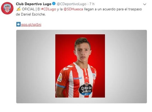 Altas y Bajas confirmadas Liga 1.2.3 Temporada 2018-2019 Ligo11