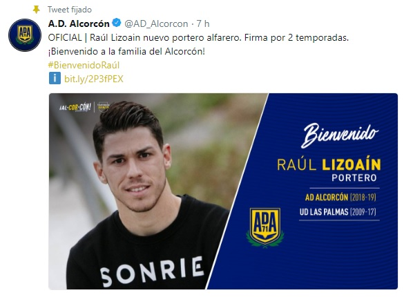 Altas y Bajas confirmadas Liga 1.2.3 Temporada 2018-2019 - Página 2 Lizoai12