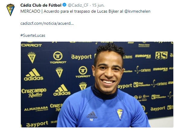 Altas y Bajas confirmadas Liga 1.2.3 Temporada 2018-2019 Lucas10