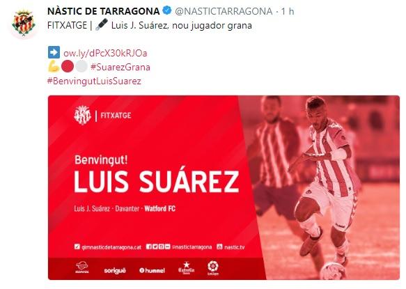 Altas y Bajas confirmadas Liga 1.2.3 Temporada 2018-2019 Luis_s10