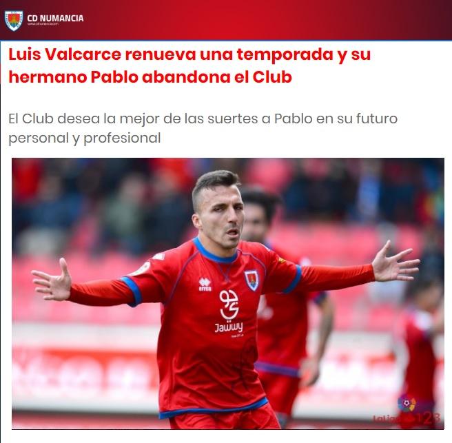 Altas y Bajas confirmadas Liga 1.2.3 Temporada 2018-2019 Luis_v10