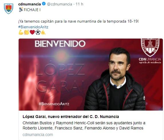 Altas y Bajas confirmadas Liga 1.2.3 Temporada 2018-2019 Lzpez_10