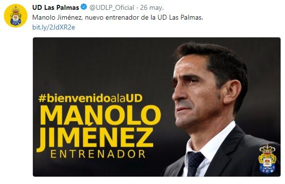 Altas y Bajas confirmadas Liga 1.2.3 Temporada 2018-2019 Manolo10