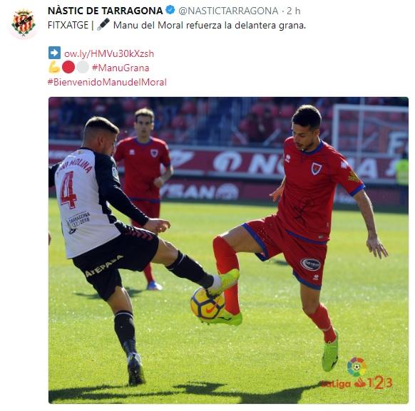 Altas y Bajas confirmadas Liga 1.2.3 Temporada 2018-2019 Manu_d10