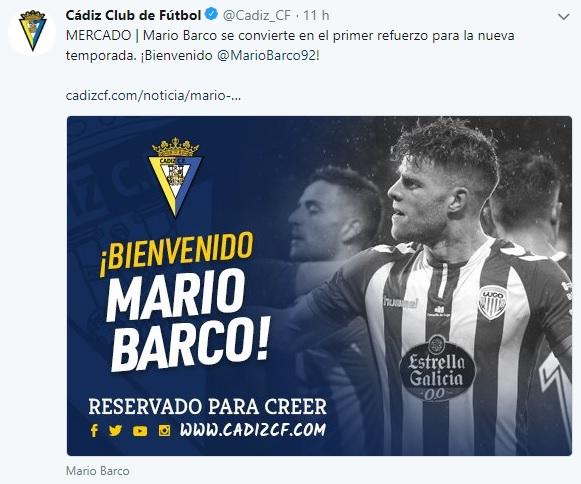 Altas y Bajas confirmadas Liga 1.2.3 Temporada 2018-2019 Mario_10