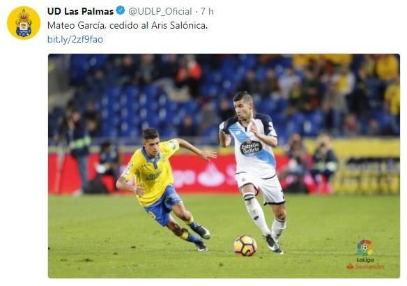 Altas y Bajas confirmadas Liga 1.2.3 Temporada 2018-2019 Mateo_10