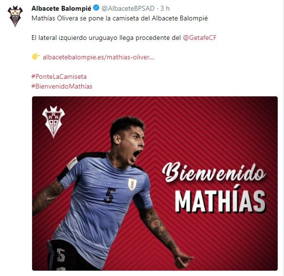 Altas y Bajas confirmadas Liga 1.2.3 Temporada 2018-2019 Mathia10