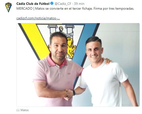 Altas y Bajas confirmadas Liga 1.2.3 Temporada 2018-2019 Matos10