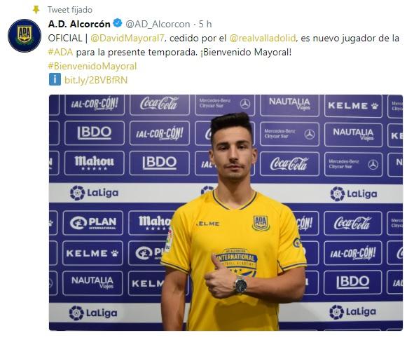 Altas y Bajas confirmadas Liga 1.2.3 Temporada 2018-2019 - Página 3 Mayora10