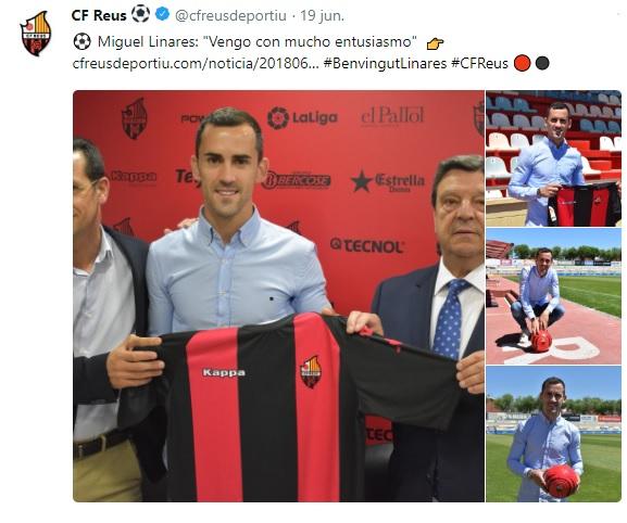 Altas y Bajas confirmadas Liga 1.2.3 Temporada 2018-2019 Miguel11
