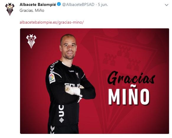 Altas y Bajas confirmadas Liga 1.2.3 Temporada 2018-2019 Mizo10