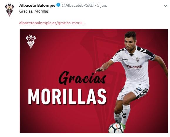 Altas y Bajas confirmadas Liga 1.2.3 Temporada 2018-2019 Morill10