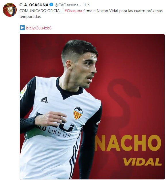 Altas y Bajas confirmadas Liga 1.2.3 Temporada 2018-2019 Nacho_10