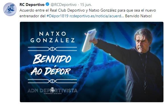 Altas y Bajas confirmadas Liga 1.2.3 Temporada 2018-2019 Natxo_10