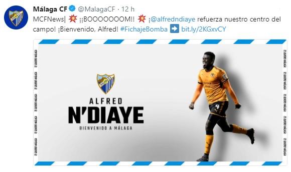 Altas y Bajas confirmadas Liga 1.2.3 Temporada 2018-2019 - Página 2 Ndiaye10