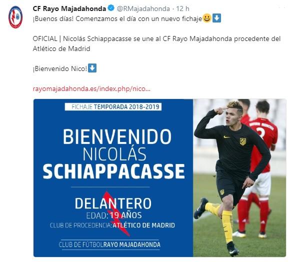Altas y Bajas confirmadas Liga 1.2.3 Temporada 2018-2019 - Página 2 Nicola10