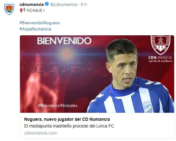 Altas y Bajas confirmadas Liga 1.2.3 Temporada 2018-2019 Noguer10