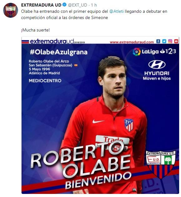 Altas y Bajas confirmadas Liga 1.2.3 Temporada 2018-2019 - Página 3 Olabe10