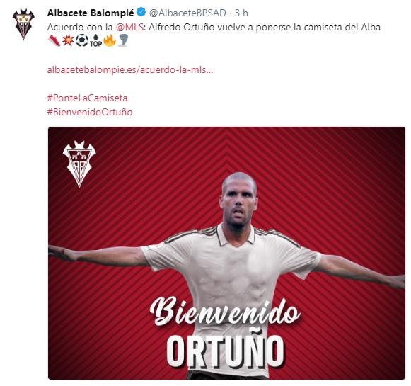 Altas y Bajas confirmadas Liga 1.2.3 Temporada 2018-2019 - Página 2 Ortuzo10