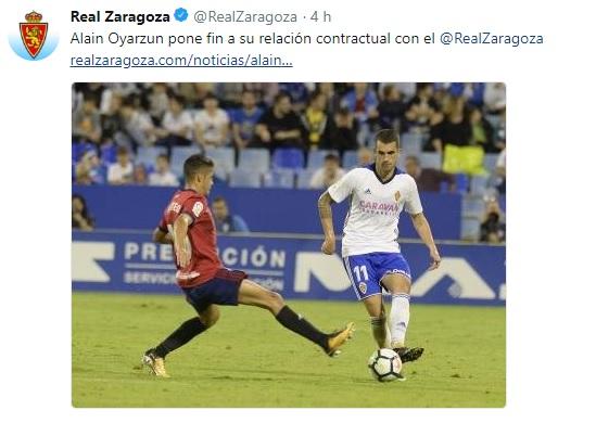 Altas y Bajas confirmadas Liga 1.2.3 Temporada 2018-2019 Oyarzu10