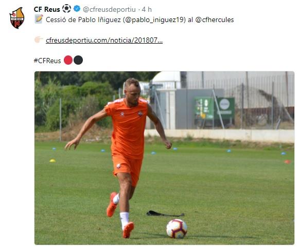Altas y Bajas confirmadas Liga 1.2.3 Temporada 2018-2019 Pablo10