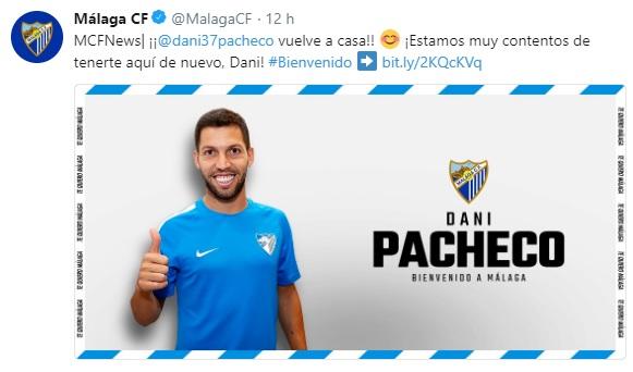 Altas y Bajas confirmadas Liga 1.2.3 Temporada 2018-2019 - Página 2 Pachec10
