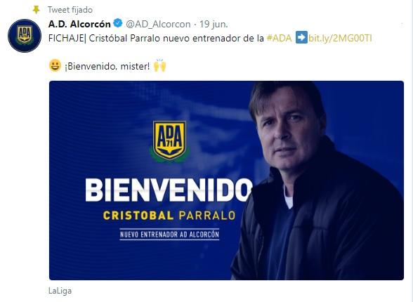 Altas y Bajas confirmadas Liga 1.2.3 Temporada 2018-2019 Parral10
