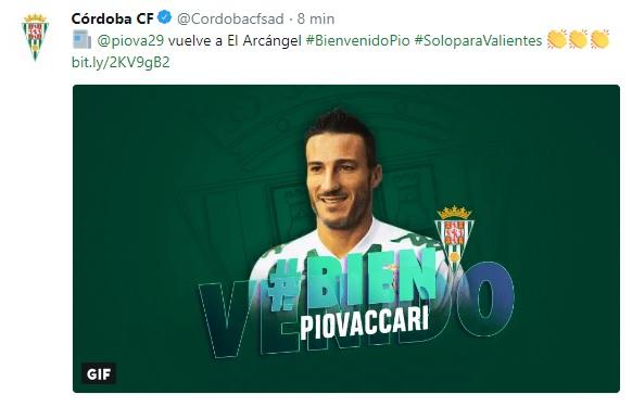Altas y Bajas confirmadas Liga 1.2.3 Temporada 2018-2019 - Página 2 Piovac10