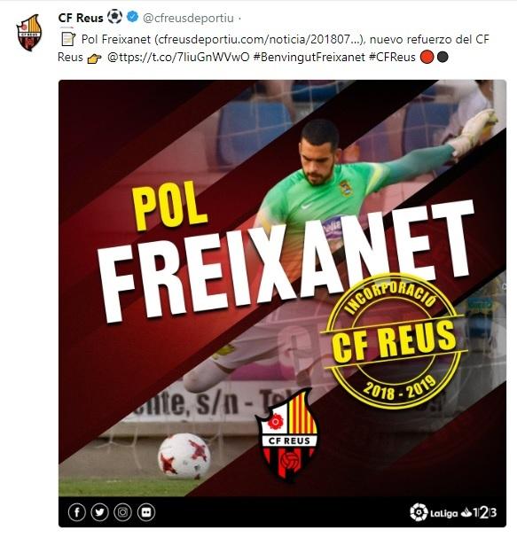 Altas y Bajas confirmadas Liga 1.2.3 Temporada 2018-2019 Pol_fr10