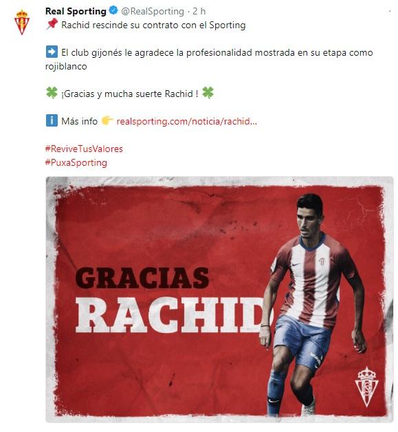 Altas y Bajas confirmadas Liga 1.2.3 Temporada 2018-2019 - Página 3 Rachid10