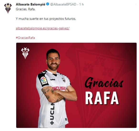 Altas y Bajas confirmadas Liga 1.2.3 Temporada 2018-2019 Rafa10