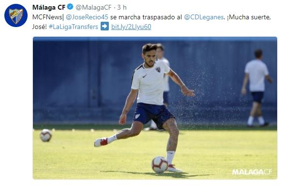 Altas y Bajas confirmadas Liga 1.2.3 Temporada 2018-2019 - Página 3 Recio10