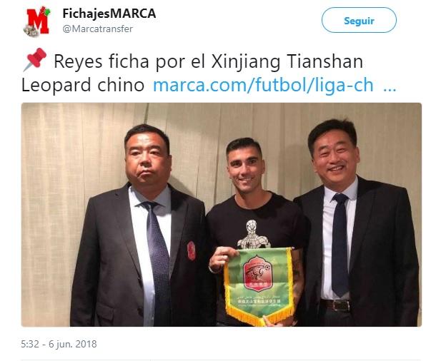 Altas y Bajas confirmadas Liga 1.2.3 Temporada 2018-2019 Reyes10