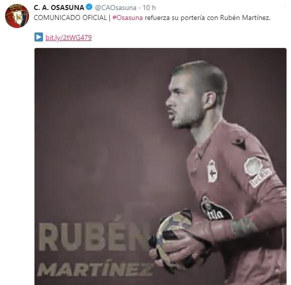 Altas y Bajas confirmadas Liga 1.2.3 Temporada 2018-2019 Ruben_10