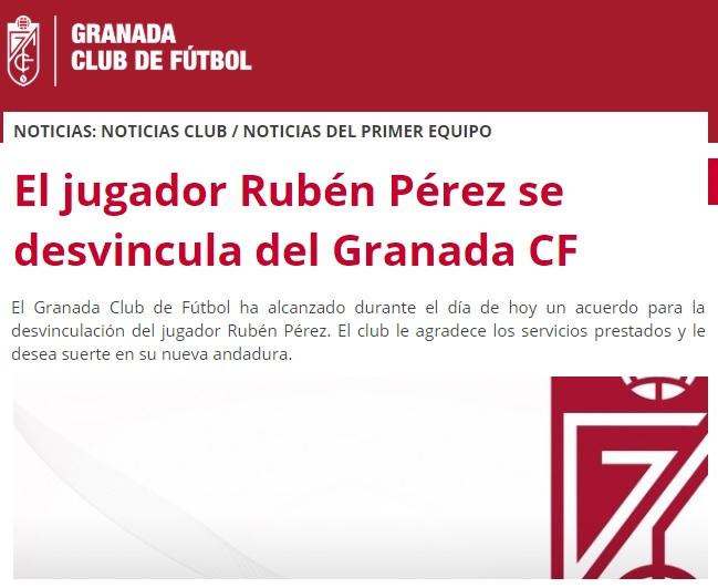 Altas y Bajas confirmadas Liga 1.2.3 Temporada 2018-2019 Ruben_11