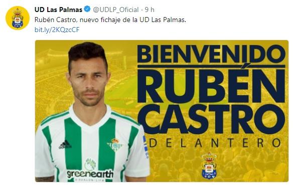 Altas y Bajas confirmadas Liga 1.2.3 Temporada 2018-2019 Ruben_12