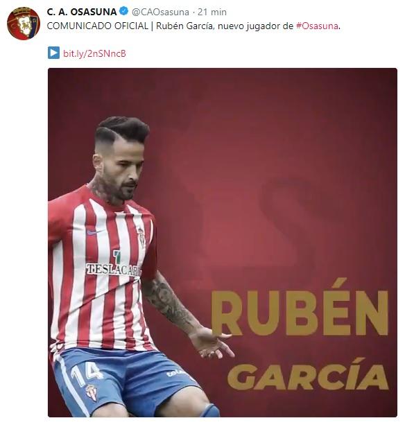 Altas y Bajas confirmadas Liga 1.2.3 Temporada 2018-2019 - Página 2 Ruben_13